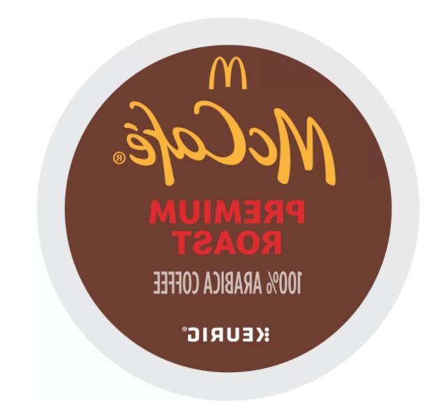 McCafe Roast K-Cup Coffee