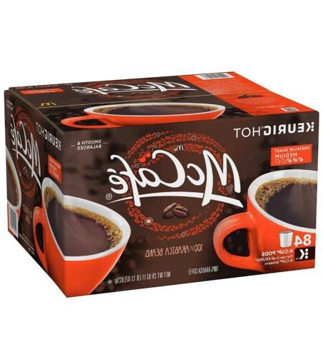 McCafe K Coffee 84 Count