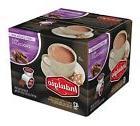 Indulgio MIlk Chocolate Flavor Hot Cocoa Mix K Cups Brew Cof