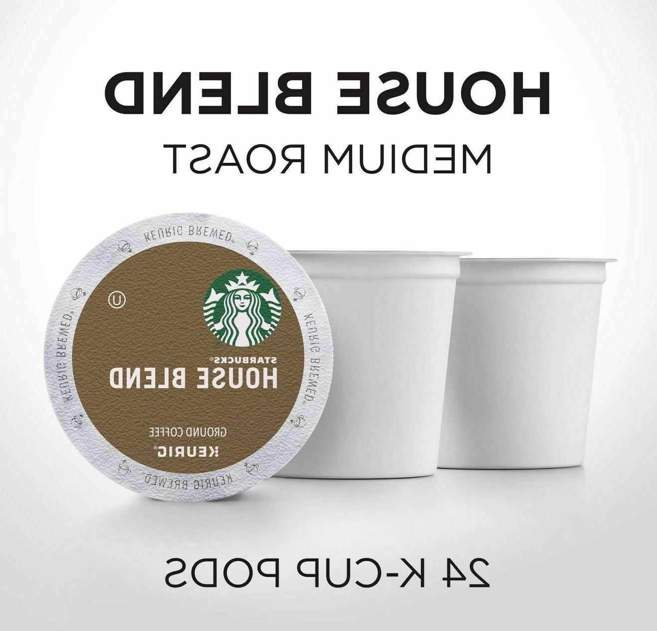 Starbucks Pack Pike Place/ House / Colombia / K -Cups TOTAL