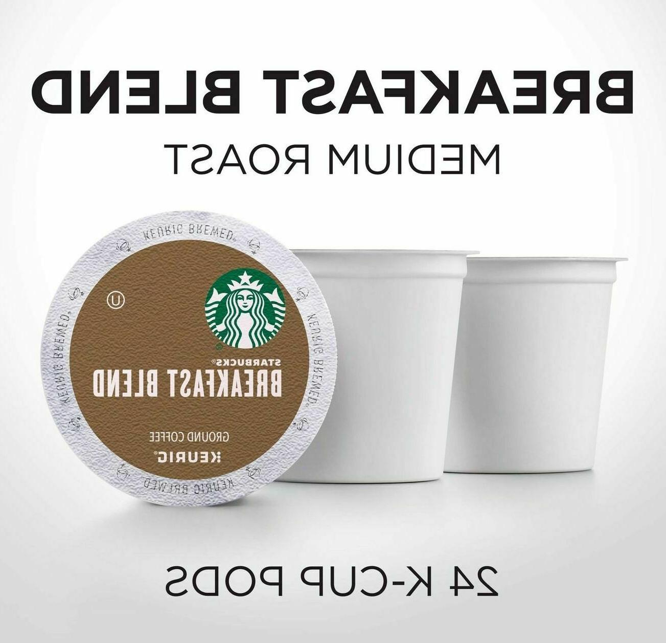 Starbucks Mixed Pack - Pike Place/ House / Colombia / Breakfast 96 K -Cups