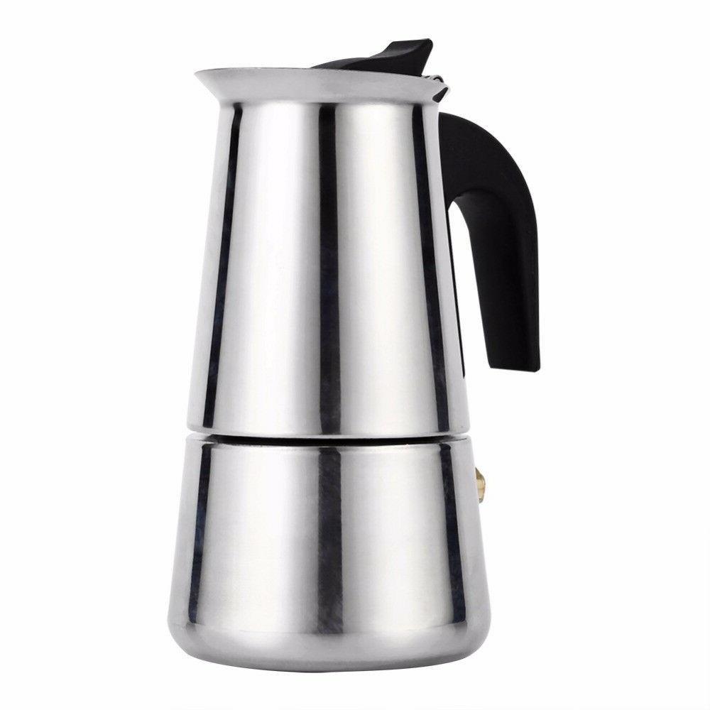 Mocha Espresso Coffee Maker Latte Coffee Maker Pot Machine T