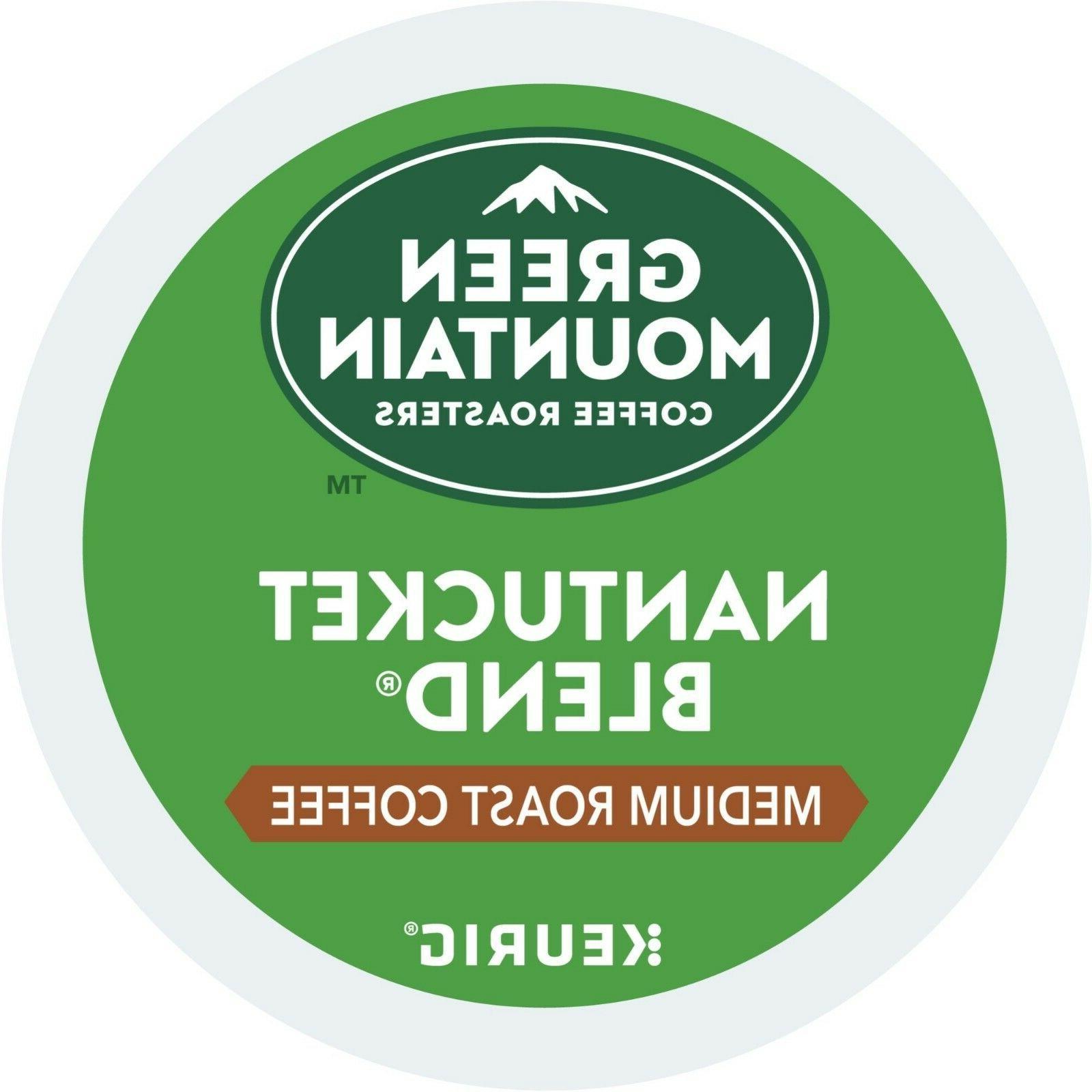 Green Mountain Nantucket Coffee 18 to Keurig K cups Pick Any
