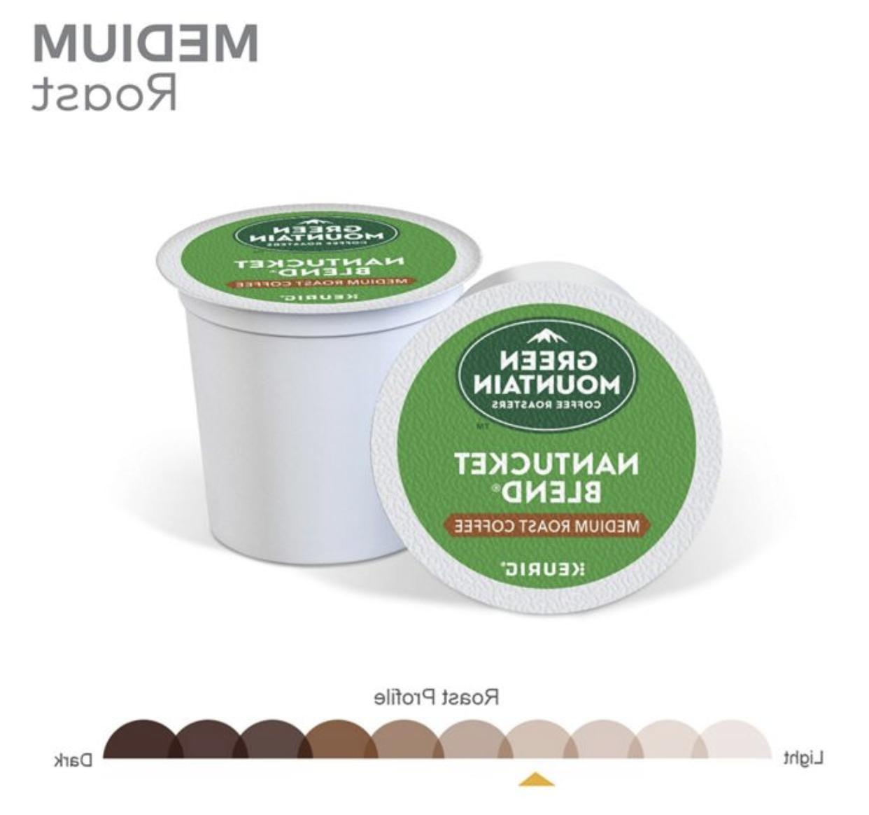 Green Coffee Keurig count - SHIPPING
