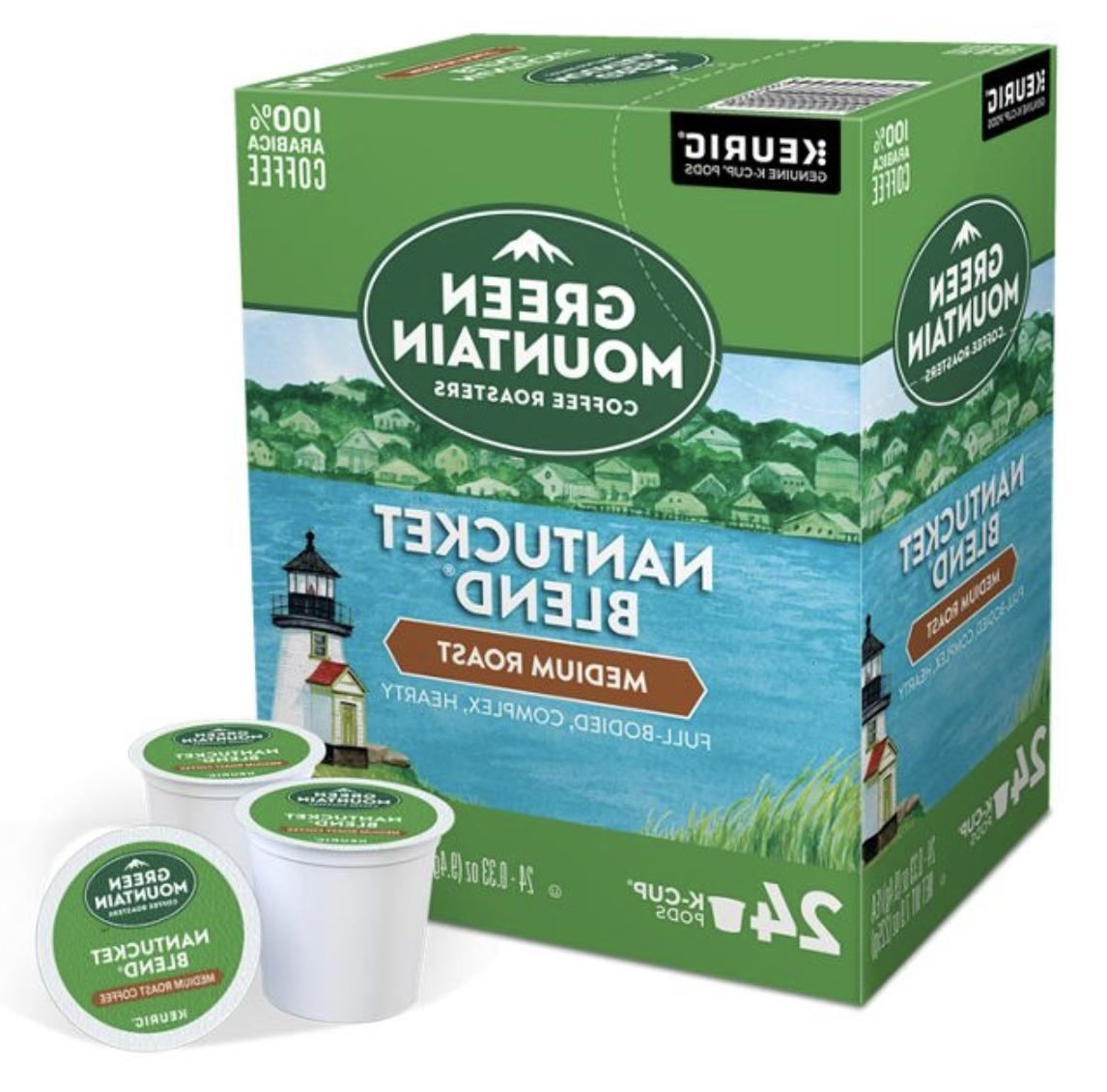 Green Mountain Coffee count SHIPPING