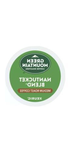GREEN MOUNTAIN NANTUCKET BLEND COFFEE KEURIG  K-CUPS 96ct Ex
