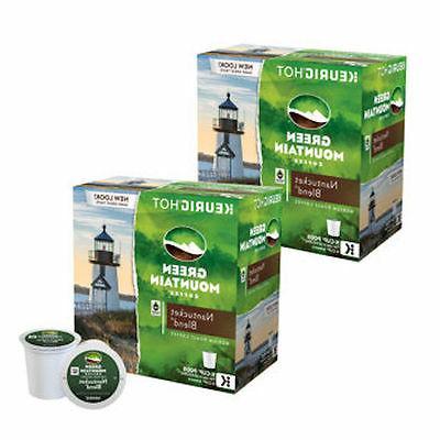 Green Mountain Coffee, Nantucket Blend, Medium Roast, Keurig