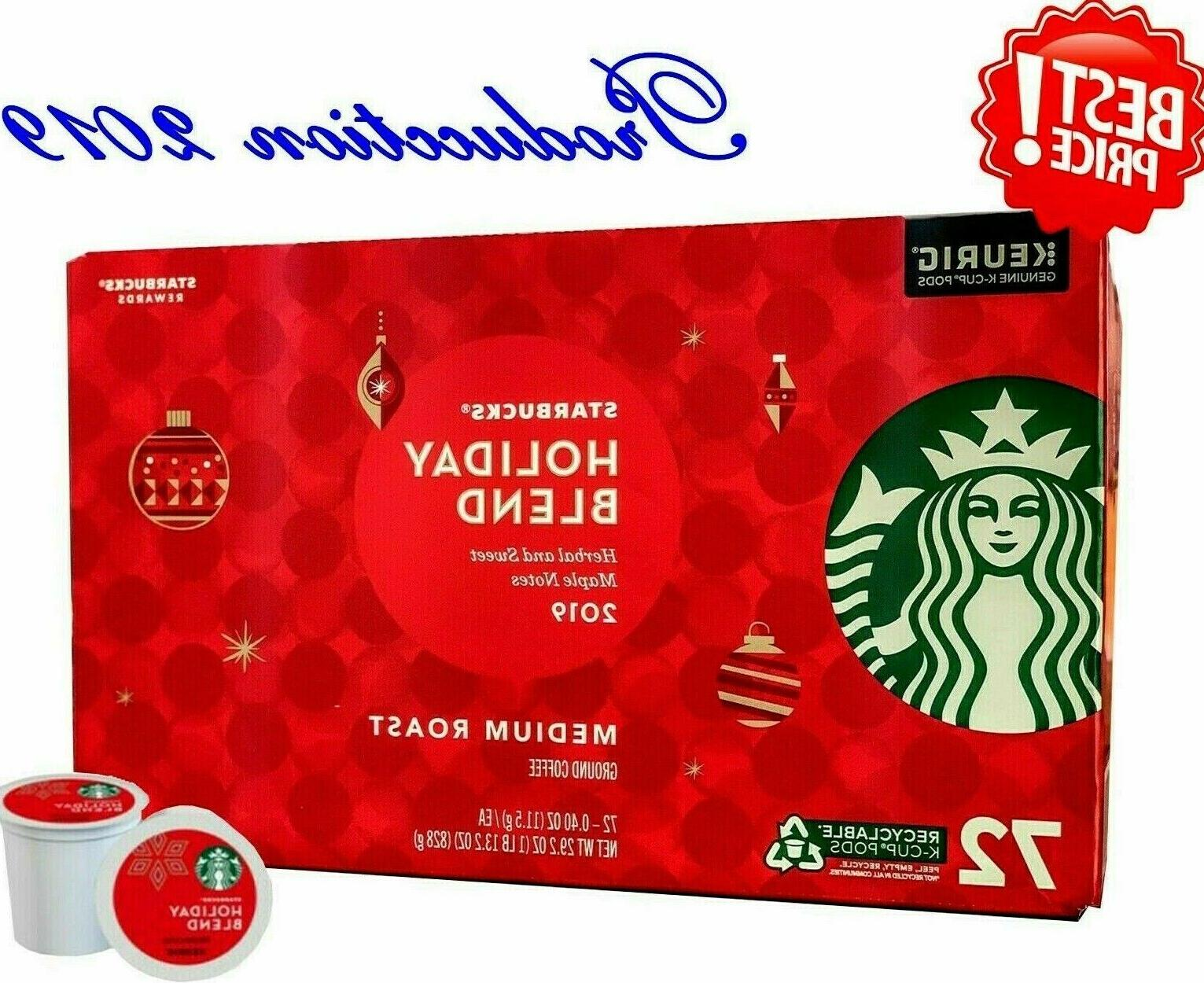 new coffee 2019 holiday blend keurig hot