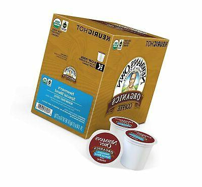Newman's Own Organics Special Blend , K-cups For Keurig Brew