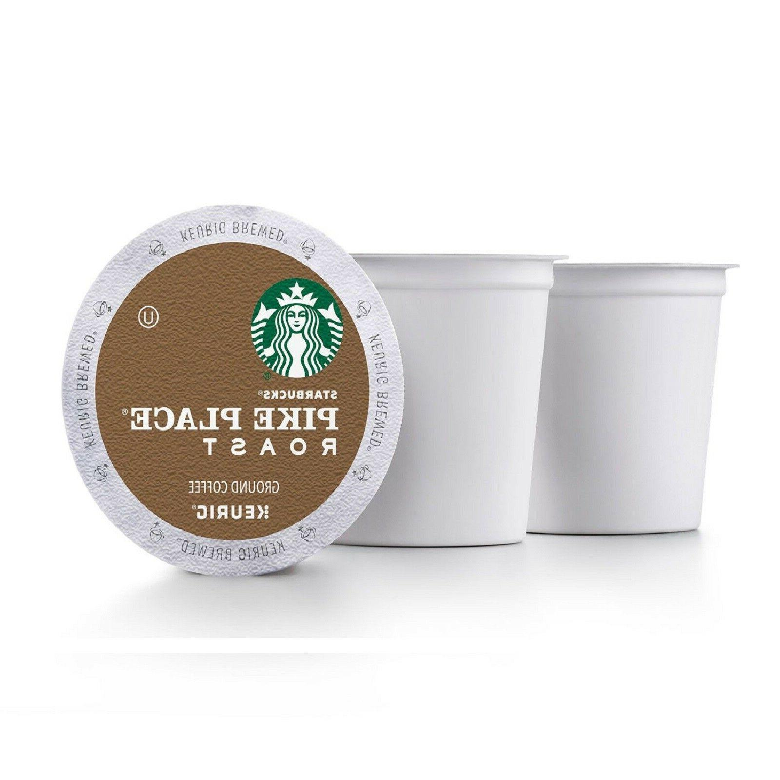 Starbucks Pike K-Cups 72 - SHIPPING