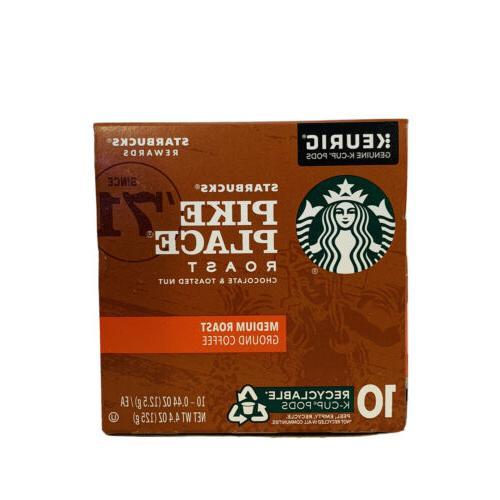 Starbucks Place Medium Roast Coffee Cups