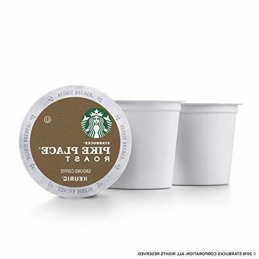 Starbucks Pike Place Medium Roast Cups 32