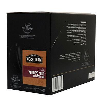 Martinson Premium Coffee ~Joe's Cup O'Cocoa~ Hot Cocoa Mix