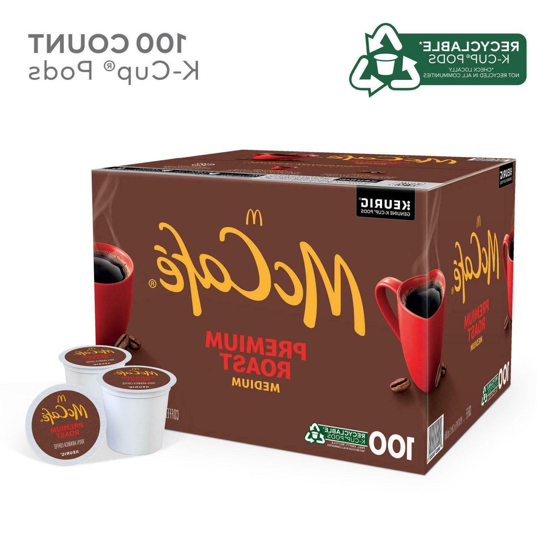 McCafe Premium Roast K-Cups Variations