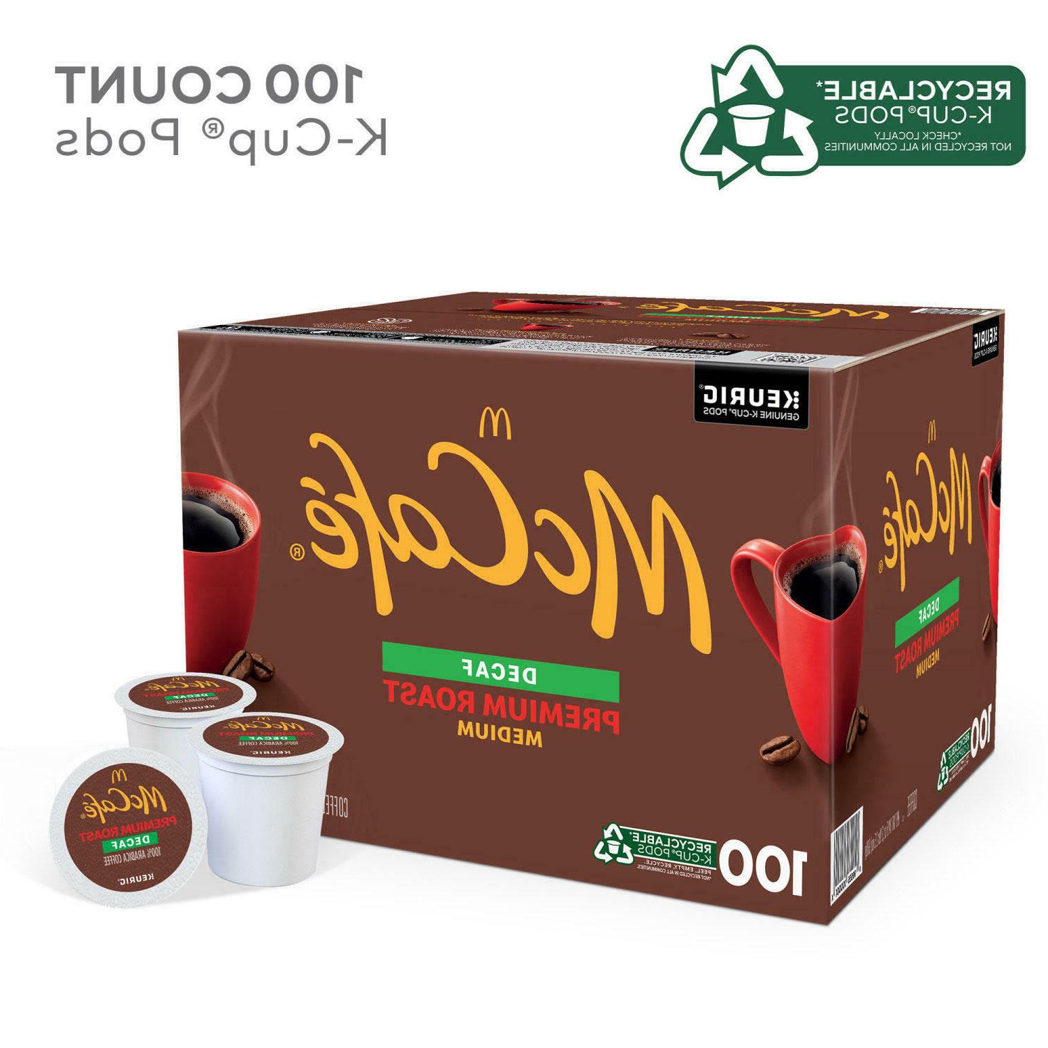 McCafe K-Cups Coffee Pods GREAT Variations
