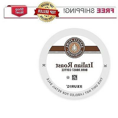 Barista Prima Italian Roast Coffee Keurig K-cups Coffee PICK