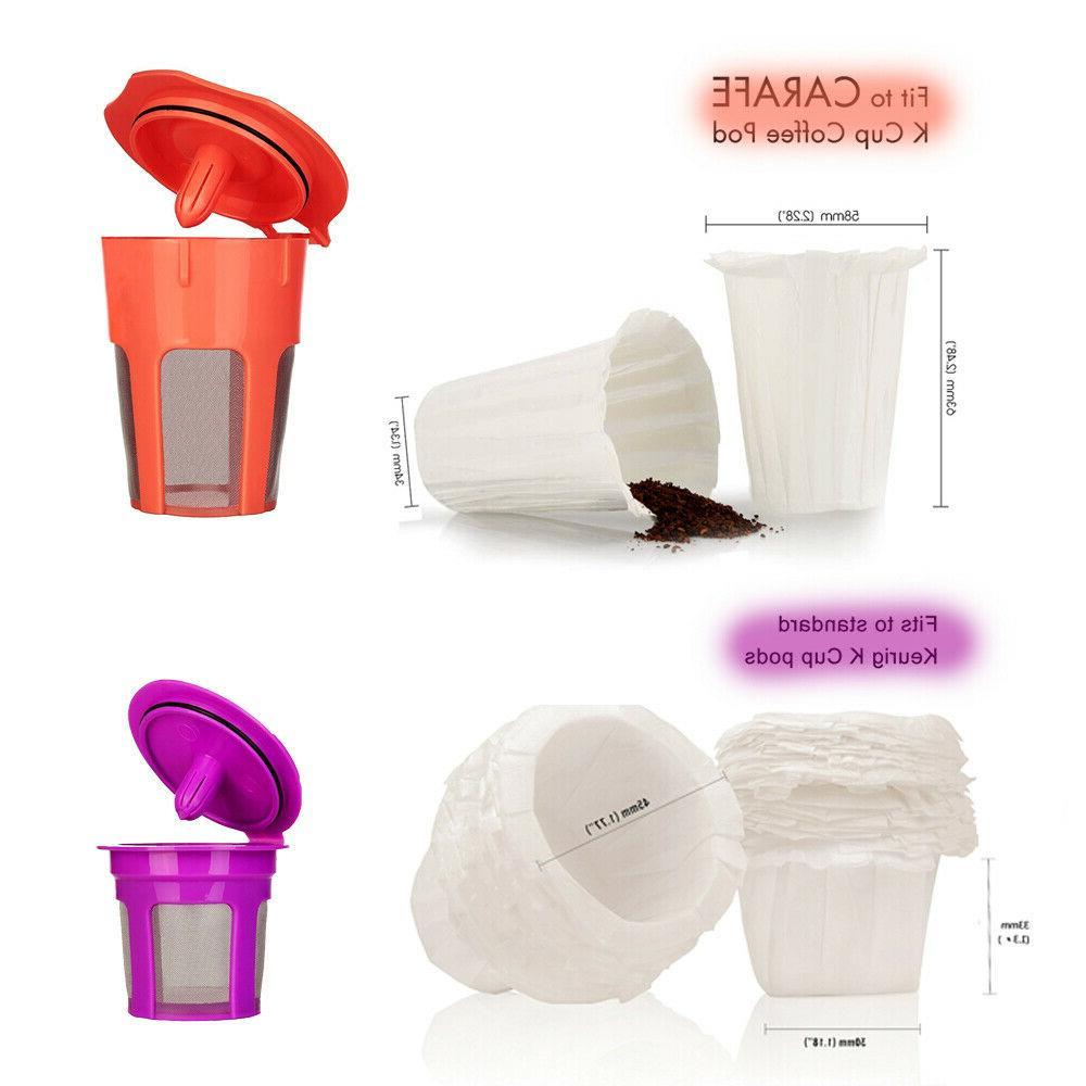 i Cafilas K-Cup Carafe Pod Filters For Keurig