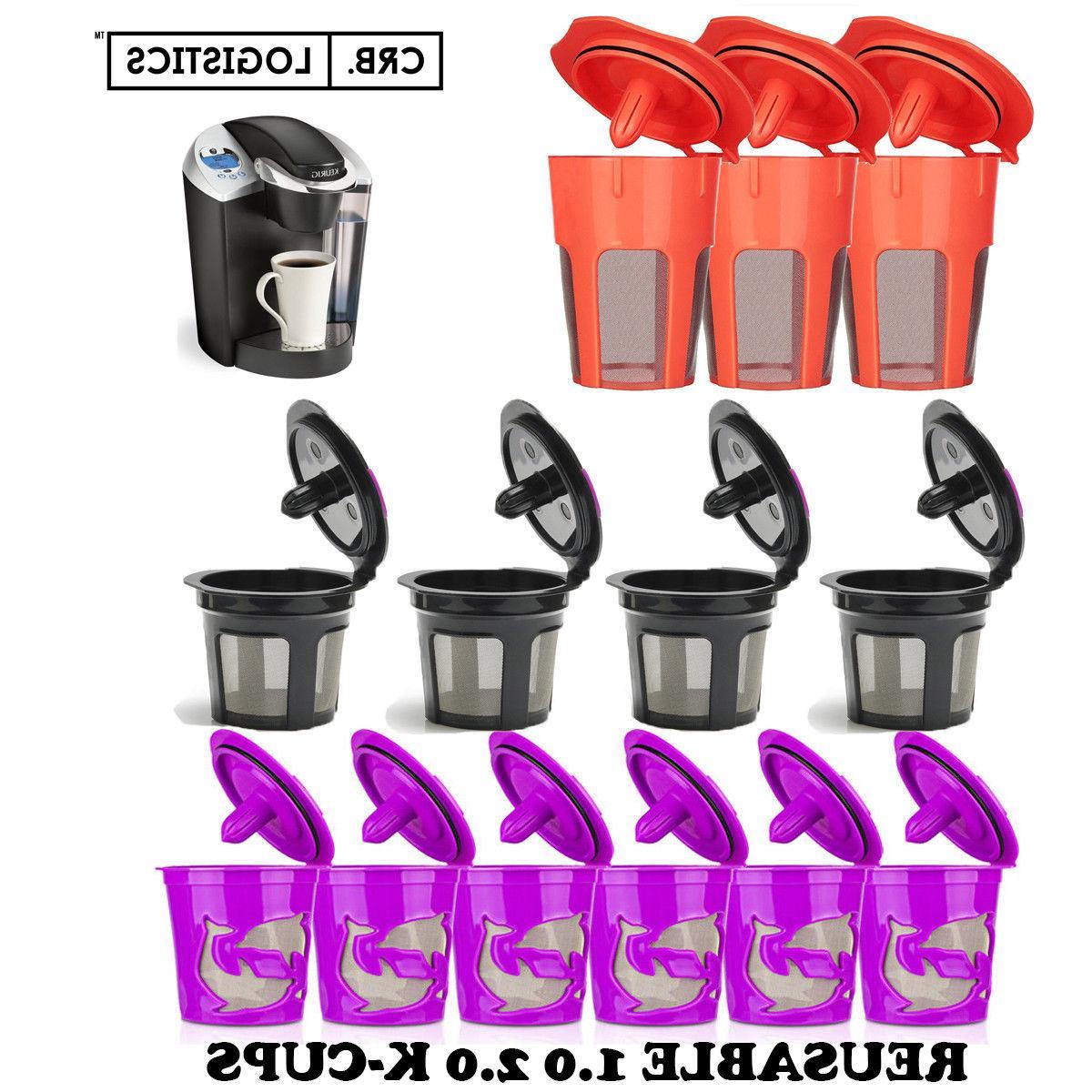 refillable reusable k cup k carafe coffee