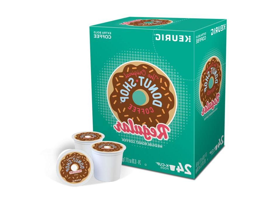 The Original Shop Regular Coffee Keurig K-Cups PICK
