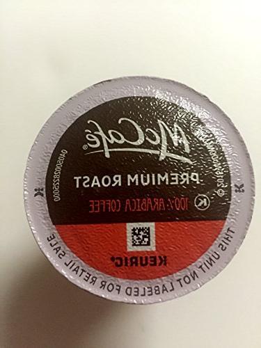 McCafe Premium Medium K-Cup Packs Count