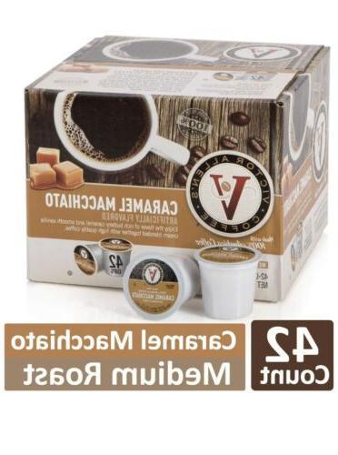 Victor Allens Coffee K Cups Caramel Macchiato Medium Roast 4