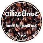 San Breakfast Blend K cups Medium to Dark Roast Organic Arab