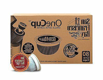 San Bay Coffee, OneCup Serve Compatible Keurig