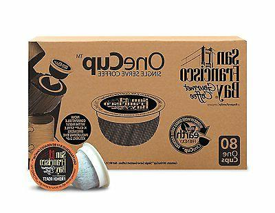 San Coffee, OneCup Single Compatible Keurig K-Cup