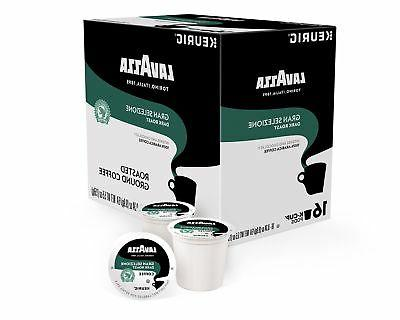 Lavazza K Cups Keurig Brewer, Roast, Selezi...