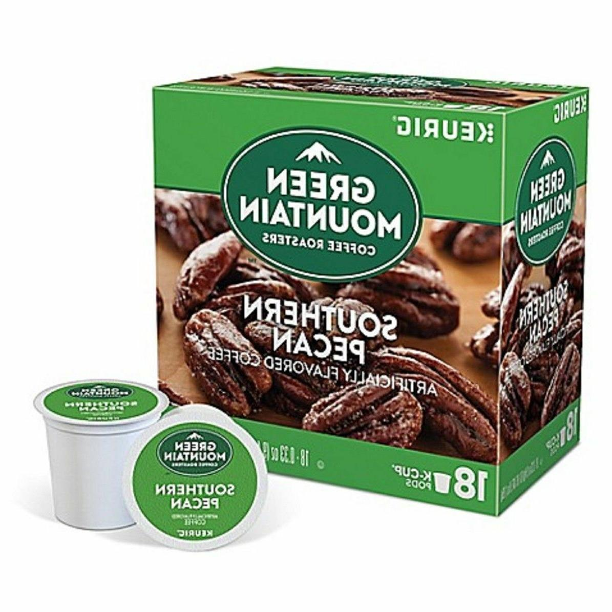 southern pecan coffee 18 to 90 keurig