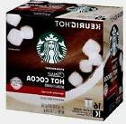 Starbucks  Classic Hot Cocoa 16 K-Cups Keurig Hot