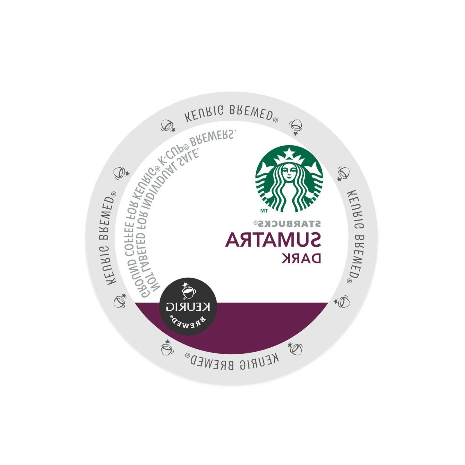 Starbucks, Coffee, Roast, K-Cups,