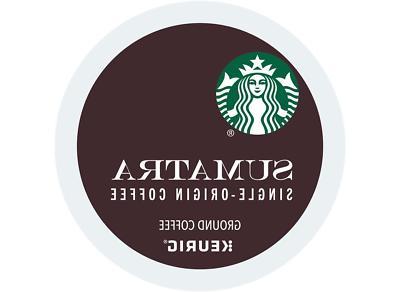 sumatra coffee dark roast keurig k cups