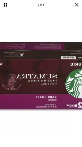 STARBUCKS ORIGIN 72 COUNT COFFEE K-CUPS