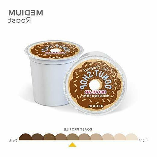 Keurig Single-Serve K-Cup Regular Medium Roast...