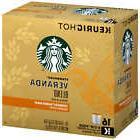 Starbucks Veranda Blend Blonde Roast Coffee 128 ct K-Cups Ke