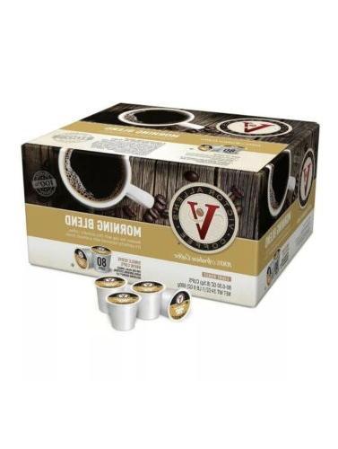 Victor Allen Coffee Morning Blend Light Roast Keurig K-Cups