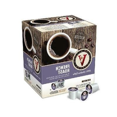 Victor Coffee Cups, French Single Serve Count