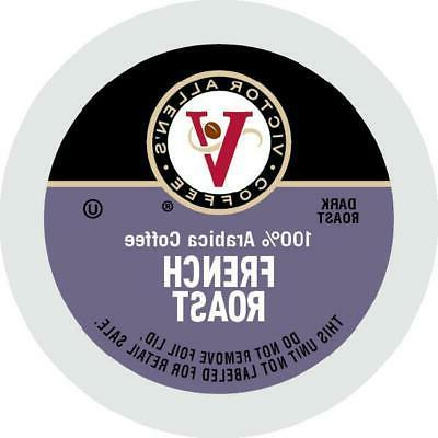 victor allen s coffee k cups french