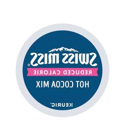Swiss Miss Light Hot Cocoa Mix Keurig K-Cups 24 count, expir
