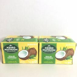 Green Mountain Limited Edition Island Coconut Keurig Coffee