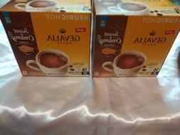 Lot 2 Gevalia Kaffe Sweet & Creamy S'mores Coffee, K-Cup Pod