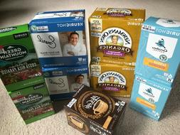 lot of 9 boxes Coffee Variety Keurig kcups pods McCafé cari