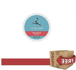 Caribou Mahogany Coffee, K-cups, 24 ea