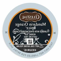 Celestial Seasonings Mandarin Orange Spice Herbal Tea, K-Cup