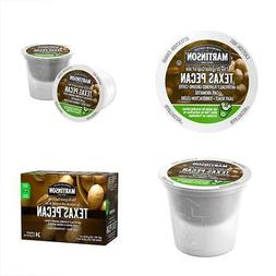 Martinson Single Serve Coffee Capsules Texas Pecan Count Pod