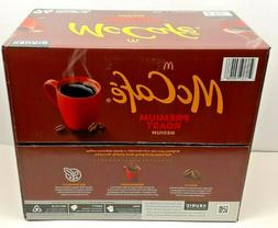 McCafe Premium Roast Coffee K-Cup Pods McDonalds Roast Morni
