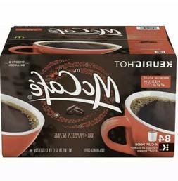 McCafe Premium Roast Keurig K Cup Coffee Pods, 84 Count NEW