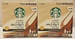 Starbucks® Mocha Caffè Latte Specialty Coffee Beverage K-C
