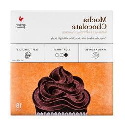 Archer Farms Mocha Chocolate Coffee 18 to 90 Keurig K cups P